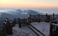 TP.HCM ấm dần lên, vùng núi cao phía Bắc tiếp tục có sương muối