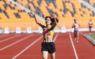 Phạm Thị Huệ mơ ước được làm mẹ sau khi giành huy chương vàng SEA Games