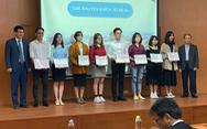 Đồ án sinh viên tốt nghiệp xuất sắc 2019: sinh viên ĐH Duy Tân giành giải khuyến khích