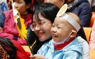 Ngày hội Hoa hướng dương ở Huế: 'Con ước có một bộ áo quần siêu nhân'