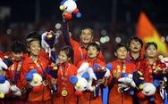 Đội tuyển nữ Việt Nam ở lại Philippines ủng hộ U22 Việt Nam giành HCV