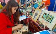 Quảng bá thuơng hiệu tại chợ phiên Tết