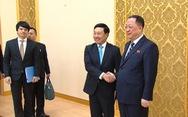 Việt Nam sẵn sàng chia sẻ kinh nghiệm xây dựng đất nước với Triều Tiên