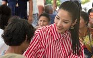 Hoàng Thùy làm diễn giả tại Hội nghị Liên kết thanh niên Đông Nam Á