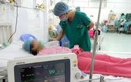 Mổ cấp cứu giữa đêm, truyền 19 đơn vị máu cứu sản phụ hôn mê