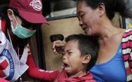 136 người đã chết vì sởi ở Philippines