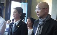 Gay gắt phiên toà xử ly hôn vợ chồng 'vua' cà phê Trung Nguyên
