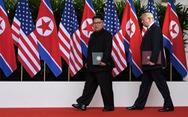 Ông Trump đưa ra triển vọng nới lỏng biện pháp trừng phạt Triều Tiên