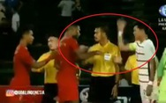 Tiền đạo U-22 Indonesia bị cả đội U-22 Campuchia từ chối bắt tay vì thái độ ngạo mạn