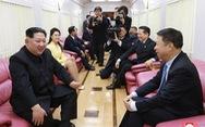 Bên trong đoàn tàu bọc thép của ông Kim Jong Un
