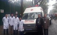 Mỹ và Triều Tiên đã khảo sát xong một số bệnh viện tại Hà Nội
