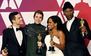 Oscar 2019 bất ngờ và gây tranh cãi không chỉ với Green Book