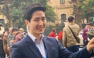 Sốt với 'thần thái' phóng viên Hàn đưa tin thượng đỉnh Mỹ - Triều
