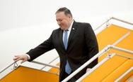 Ngoại trưởng Mỹ Mike Pompeo đã đến Hà Nội