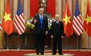 Video: Ông Trump nói gì với Tổng bí thư, Chủ tịch nước Nguyễn Phú Trọng?