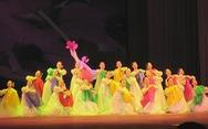 Choáng với 'chương trình nghệ thuật Triều Tiên 700 người như một'