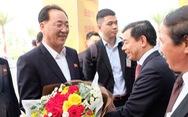Phái đoàn Triều Tiên thăm tập đoàn Vingroup tại Hải Phòng