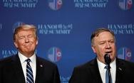 Ông Trump gửi thông điệp gì đến ông Kim Jong Un từ họp báo bất ngờ?