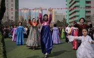 Dân Triều Tiên nô nức đi bầu cử Quốc hội