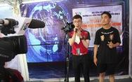 Học sinh miền Tây hào hứng làm MC, ca sĩ tại ngày hội tư vấn tuyển sinh