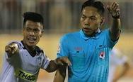 3/4 trọng tài FIFA bị tạm đình chỉ ở V-League 2019
