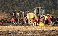 Một số nhân viên Liên Hiệp Quốc trên chiếc máy bay Ethiopia bị rơi