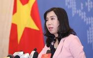 Việt Nam lấy làm tiếc việc tòa Malaysia chưa trả tự do Đoàn Thị Hương