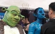 Robot, nhân vật phim Avatar 'dự' ngày hội tư vấn tuyển sinh