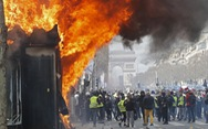 Paris lại ngập trong bạo loạn