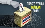 Toàn cảnh bầu cử Thái Lan 2019