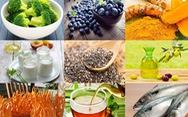 Thực phẩm hàng đầu phòng chống ung thư