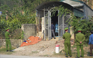 Vụ sát hại nữ sinh giao gà: khám nghiệm lại nhà Bùi Văn Công