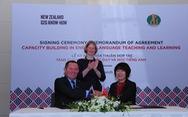 New Zealand và Việt Nam hợp tác tăng cường dạy và học tiếng Anh