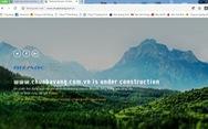 Tạm dừng hoạt động website của chùa Ba Vàng