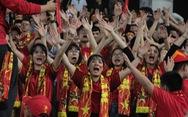 Cổ động viên vỡ òa trong chiến thắng của U23 Việt Nam