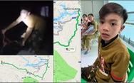Video cậu bé 13 tuổi đạp xe 100km từ Sơn La về Hà Nội thăm em trong đêm