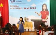 VUS cùng diễn giả Thu Hà (Mẹ Xu Sim) dạy con tự lập
