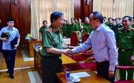 Bộ trưởng Bộ Công an khen thưởng thành tích phá án ma túy tại TP.HCM