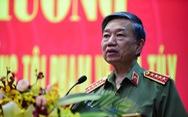 Bộ trưởng Tô Lâm: 'Không chấp nhận TP.HCM phức tạp như thế về ma túy'