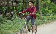 Sẽ bán đấu giá chiếc 'xe đạp không phanh đi từ Sơn La về Hà Nội'