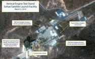 Triều Tiên khôi phục bãi phóng tên lửa từng cam kết hủy bỏ?
