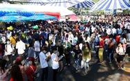142 gian tư vấn của 86 trường tại Ngày hội tư vấn tuyển sinh Cần Thơ