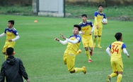 Cạnh tranh rất lớn ở tuyển U-23 Việt Nam