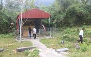 Di tích quốc gia Ly cung nhà Hồ xuống cấp và bị lãng quên