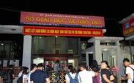 Các trường công an trả 25 thí sinh được nâng điểm về Sơn La