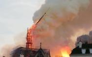 Cả nước Pháp bàng hoàng nhìn Nhà thờ Đức Bà Paris bốc cháy