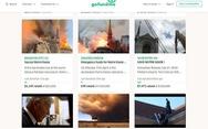 Rầm rộ gây quỹ trên mạng để sửa Nhà thờ Đức Bà Paris