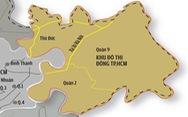 TP.HCM thi tuyển ý tưởng quy hoạch khu đô thị sáng tạo phía đông