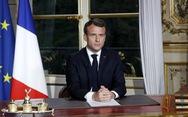 Tổng thống Pháp cam kết xây lại Nhà thờ Đức Bà Paris 'đẹp hơn' trong 5 năm
