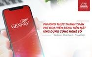 GENPAY - ứng dụng cung cấp phiếu thu điện tử